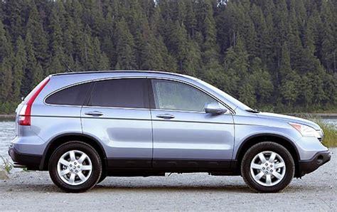 2007 Honda Cr V Ex