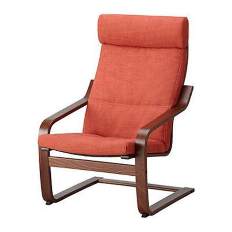 details about ikea original cover poang armchair chair