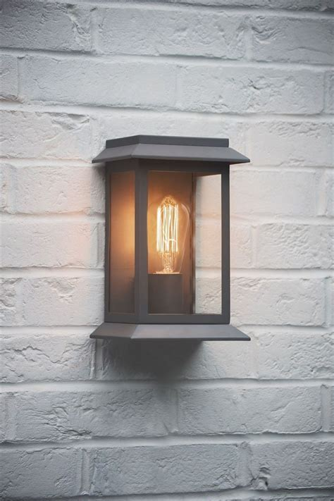 Impressive Outdoor Wall Lights With Builtin Outlet Ideas