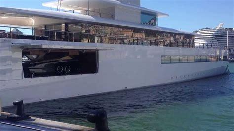 Steve Jobs Boat by Venus Lo Yacht Di Steve Jobs Youtube