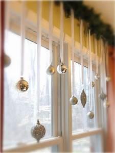Hängende Deko Fürs Fenster : 30 h ngende weihnachtsdekoration ideen trend ideen pinterest weihnachten ~ Markanthonyermac.com Haus und Dekorationen