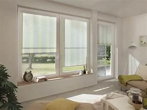 Plissee Für Große Fenster : plissees nach ma ohne bohren made in germany teba ~ Markanthonyermac.com Haus und Dekorationen