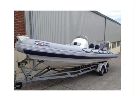 Inflatable Boats Devon by Ribeye 785 In Devon Inflatable Boats Used 29910 Inautia