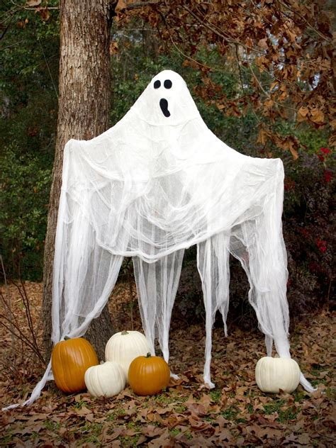 40 scary ghost decorations ideas