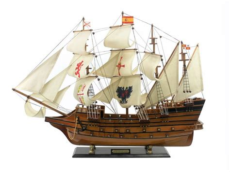 Boat Crew In Spanish by Wholesale Spanish Galleon 34 Quot Model Ship Assembled