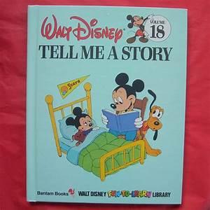 Walt Disney Fun to learn Tell me a story Volume 18