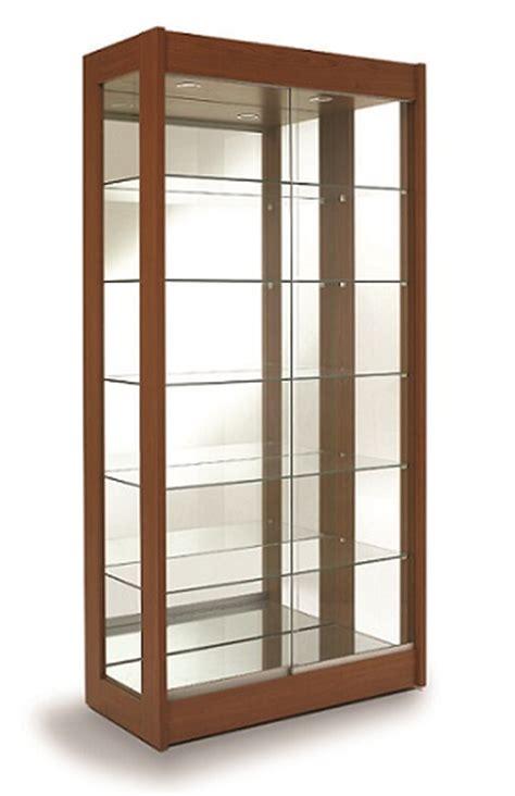 vitrine haute bois modele nuit doree