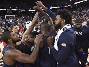 Kevin Durant leads U.S. to second exhibition rout, 106-57 ...