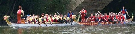 Dragon Boat Hire by Dragon Boating Warwick Boat Hire