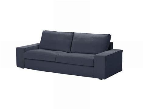 ikea kivik sofa slipcover cover ingebo blue bezug housse