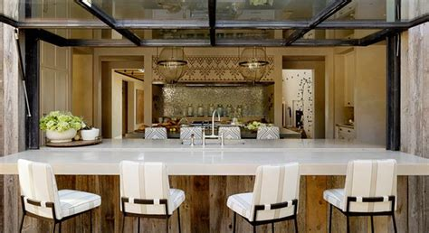 Style Alert Indooroutdoor Bars  Kitchen Bath Trends. Round Soaking Tub. High Back Settee. Outdoor Wall Fountains. Wrap Around Porch. Ikea Apartment. Dining Room Table Height. Monarch Flooring. Smoke Glass Subway Tile