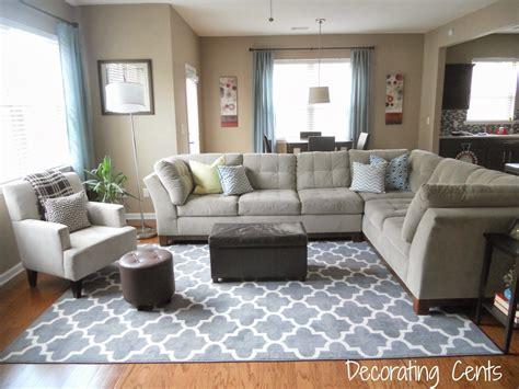 New Family Room Rug