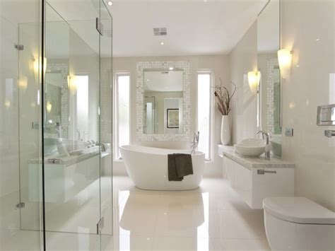 best 25 modern white bathroom ideas on