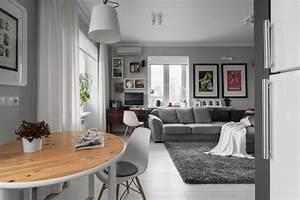 Wohnen Einrichten Ideen : kleines wohn esszimmer einrichten 22 moderne ideen ~ Markanthonyermac.com Haus und Dekorationen