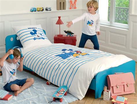 linge de lit enfant mickey linvosges