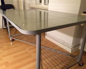 Esstisch Mit Milchglasplatte : ikea glas neu und gebraucht kaufen bei ~ Markanthonyermac.com Haus und Dekorationen