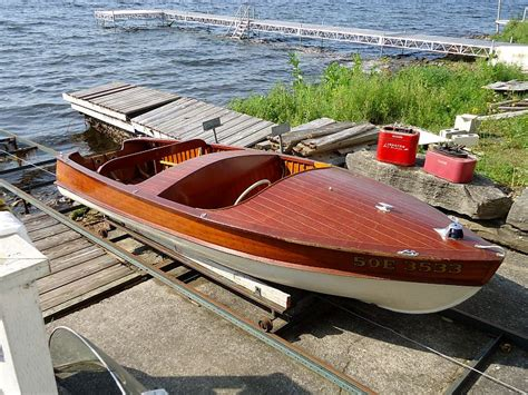 Old Century Boats For Sale by Classic Antique Wooden Boats For Sale Port Carling Boats