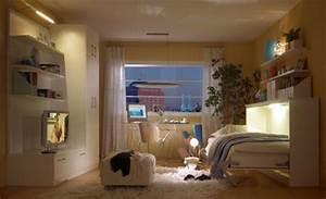 Schreibtisch Wohnzimmer Lösung : schlafzimmer ideen von schrankbett ~ Markanthonyermac.com Haus und Dekorationen