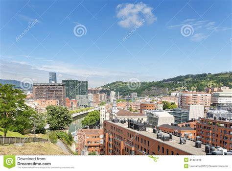 vues de ville de bilbao bizkaia pays basque espagne photo stock image 41407818