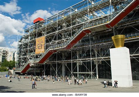 centre georges pompidou facade stock photos centre georges pompidou facade stock images alamy