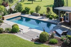 Kleiner Garten Mit Pool Gestalten : inspiration f r die gartengestaltung mit pool galanet ~ Markanthonyermac.com Haus und Dekorationen