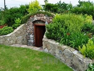 Erdhaus Selber Bauen : 25 root cellars adding unique structures to backyard designs erdkeller g rten und gartenh user ~ Markanthonyermac.com Haus und Dekorationen
