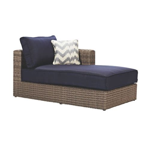polywood nautical slate grey 3 patio chaise set pws145 1 gy the home depot