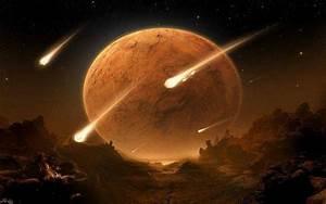 space, Asteroid, CG Render Wallpapers HD / Desktop and ...