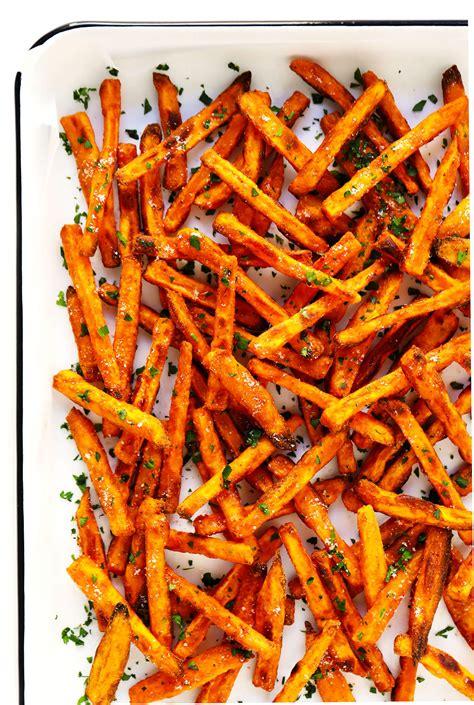 The Best Sweet Potato Fries Recipe Gimme Some Oven Watermelon Wallpaper Rainbow Find Free HD for Desktop [freshlhys.tk]