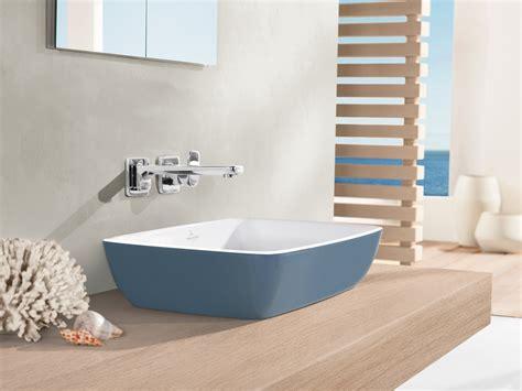 vasque 224 poser en titanceram artis color line by villeroy boch design gesa hansen