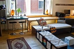 Mini Apartment Einrichten : 12 kleine apartment designs mit gro er inspiration ~ Markanthonyermac.com Haus und Dekorationen