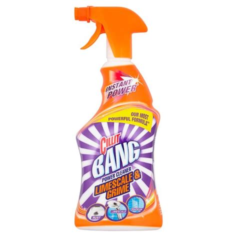 cillit limescale and shine 750ml groceries tesco