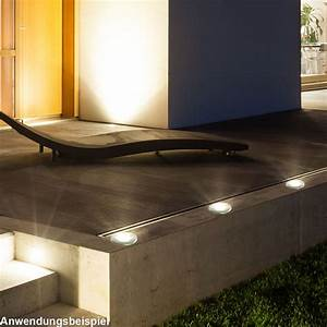 Terrasse Lampen Led : led floor recessed lights stainless steel rgb radio control garden dimmer ebay ~ Markanthonyermac.com Haus und Dekorationen