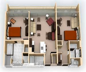 breakdown of disney vacation club rooms on disney pix