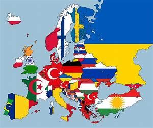 The Real map Of Europe - Skibbereen EagleSkibbereen Eagle