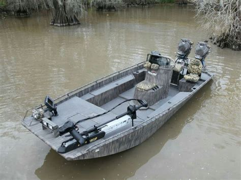 Duck Hunting Without Boat by Best 25 Shallow Water Boats Ideas On Pinterest Water