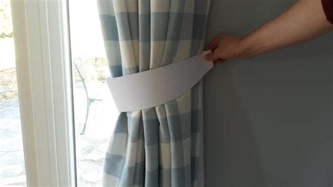 Made To Measure Curtain Tiebacks In Less Than An