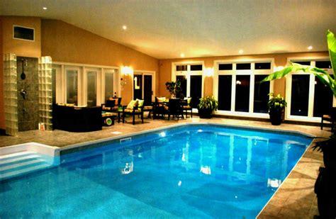 Estate House Plans Indoor Pool-house Design Plans