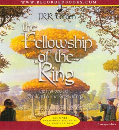 The Fellowship Of The Ring (the Lord Of The Rings, Book 1