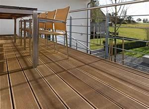 Holz Für Balkonboden : terrassenholz wpc terrassendielen terrassen fassaden holzarten wie kiefer l rche bangkirai ~ Markanthonyermac.com Haus und Dekorationen
