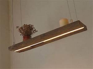 Deckenlampe Aus Holz : led lampe h ngeleuchte holz antik balken leuchte holzlampe deckenlampe eur 294 00 picclick de ~ Markanthonyermac.com Haus und Dekorationen