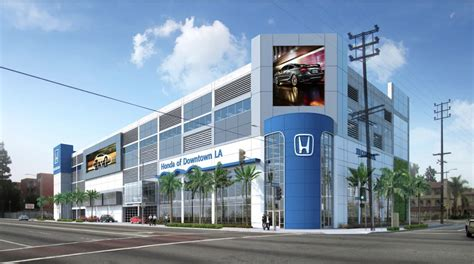 Honda Dealership Los Angeles