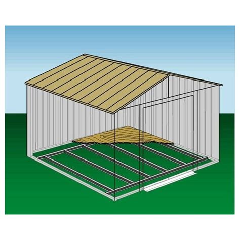 arrow floor frame kit for 8x6 or 10x6 sheds fb106