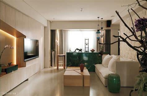 A Modern Asian Minimalistic Apartment