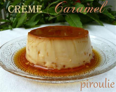 cr 232 me caramel de herm 233 p 226 tisseries et gourmandises