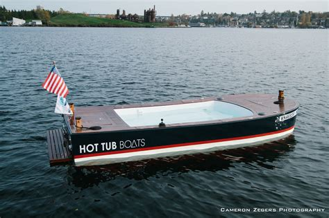 Hot Tub Boat Rental Seattle by Hot Tub Boats Seattle Washington