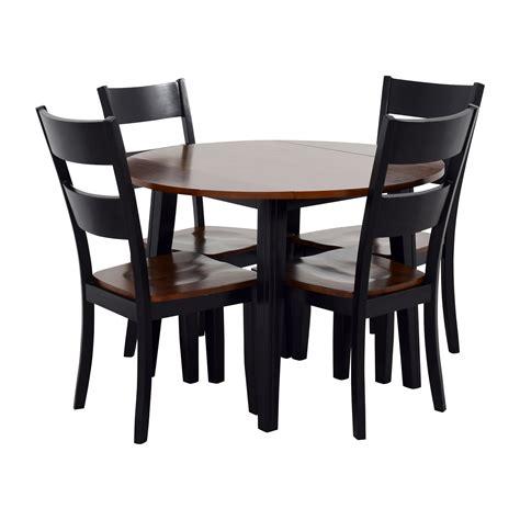 45 bob s furniture bob s furniture leaf folding kitchen dining set tables