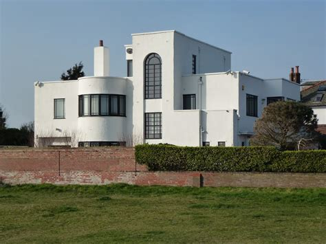 Panoramio-photo Of Art Deco House, Southport