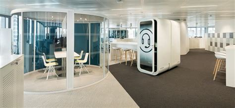 Nouveaux Espaces De Travail Et Bureaux Du Futur Quel