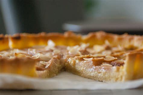 amandine aux poires un lyon dans la cuisine